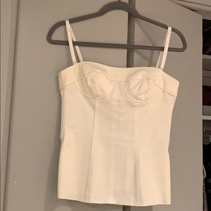 D&G bustier/ camisole